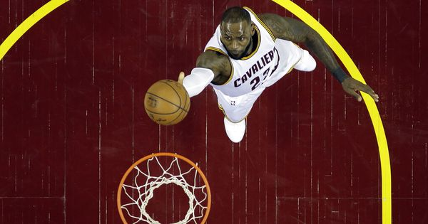 NBA: King James shines as Cavaliers cruise past Bucks 116-97