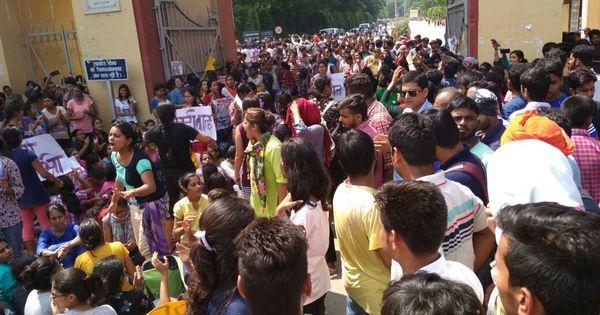 Molestation on Benaras Hindu University campus shows policing women does not keep them safe