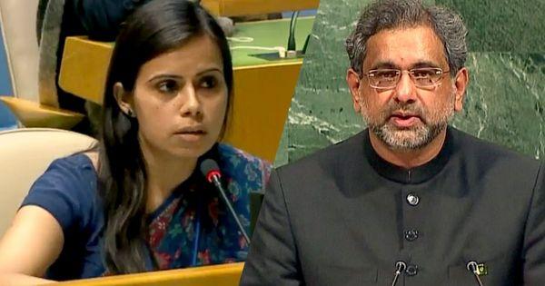 India-Pak feud in UN: Pakistan raises Kashmir issue, India calls it 'Terroristan'