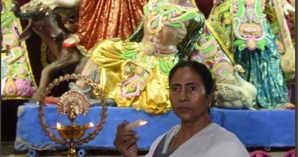 Bengal Durga Pujo row: Why idol immersion curbs and Muslim appeasement allegations are both wrong