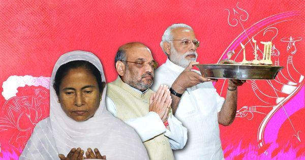 क्यों पश्चिम बंगाल में भाजपा की सबसे बड़ी मददगार ममता बनर्जी ही दिख रही हैं