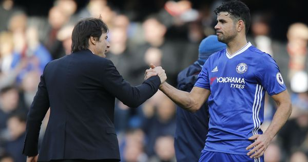'Thank you Costa': Chelsea boss Conte takes high road as striker departs