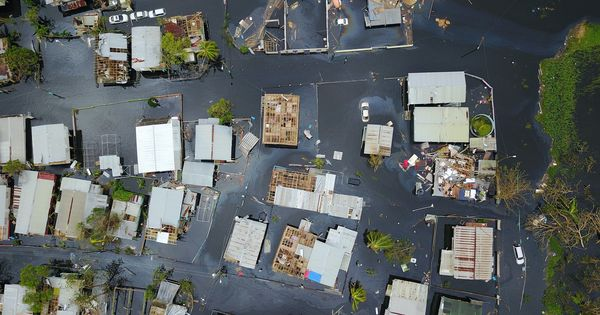 A month after Hurricane Maria, lakhs in Puerto Rico still without power and water