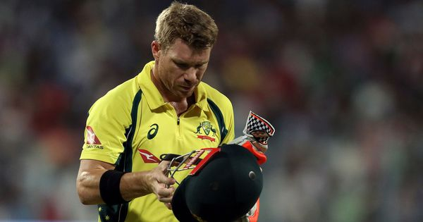 'We need to have a game-plan against spin': Warner calls on Aussie batsmen to rise to the occasion