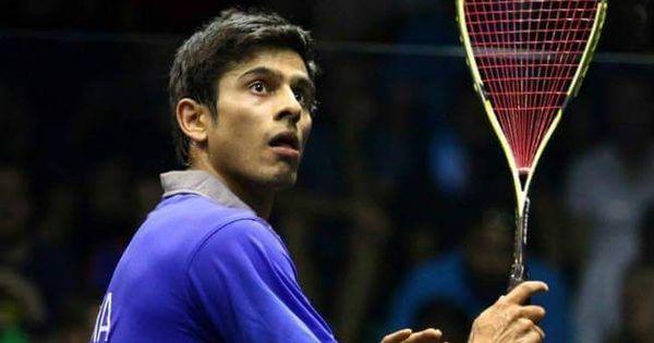 Saurav Ghosal upsets Abouelghar to reach semis of Channel VAS Championship