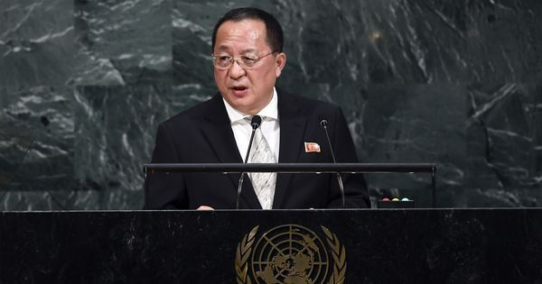 डोनाल्ड ट्रंप को उत्तर कोरिया का जवाब, शब्दों से नहीं आग के गोलों से हिसाब बराबर होगा