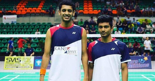 Badminton: Arjun MR-Shlok Ramchandran, Aditya Joshi reach Ethiopia International finals