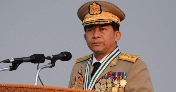 Myanmar Army chief assures the UN of action against soldiers who sexually assaulted Rohingya Muslims