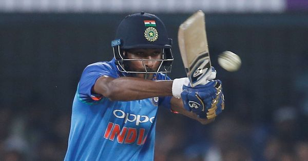 Hardik Pandya stars as India take unassailable 3-0 series lead against Australia