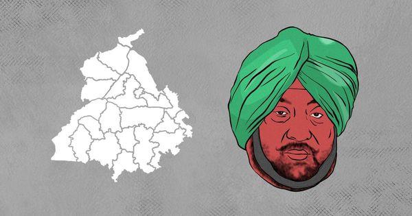 #5 आज की कांग्रेस में अमरिंदर सिंह से अधिक ताकतवर कोई और मुख्यमंत्री नहीं है