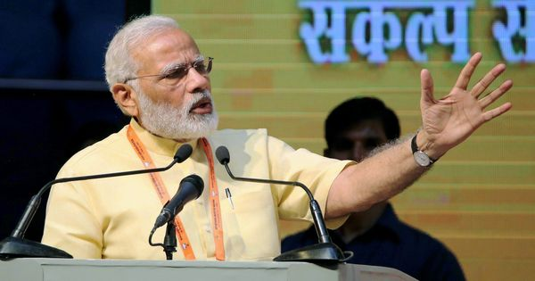 PM Modi will visit poll-bound Gujarat again on October 22 to inaugurate several projects