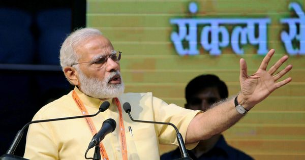 Watch: Modi says society will be ruined in 20-25 years if substance abuse not curbed