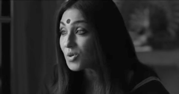 This ad asks for inclusion of all women in a Durga Puja ritual (which is less exclusionary now)