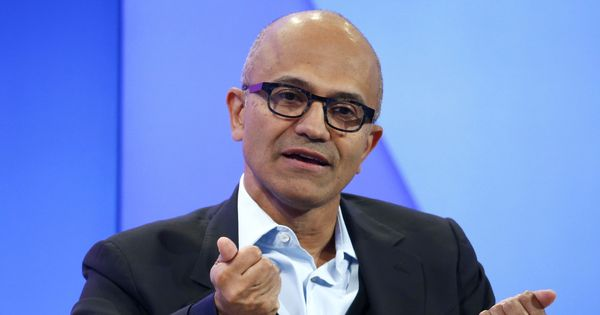 Satya Nadella signals shift in Microsoft's focus to cloud computing and AI with leadership rejig