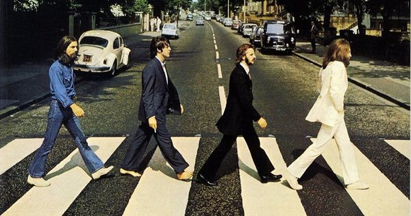 How The Beatles created the iconic album art for 'Abbey Road'