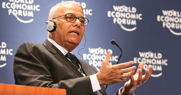 Dismiss Yashwant Sinha as a case of sour grapes, but you can't ignore industry and data