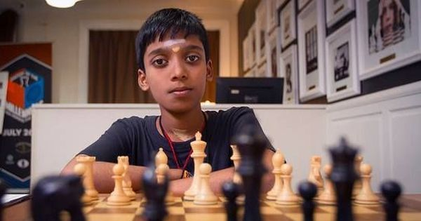 World Junior Chess: R Praggnanandhaa stays on course with draw against Xu Xiang