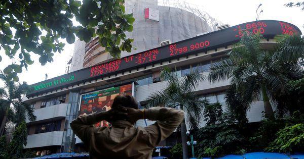 शेयर बाजार : सेंसेक्स पहली बार 35 हजार के पार पहुंचा