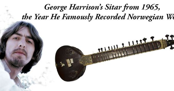 Sitar used by The Beatles' George Harrison auctioned for $62,500 in United States