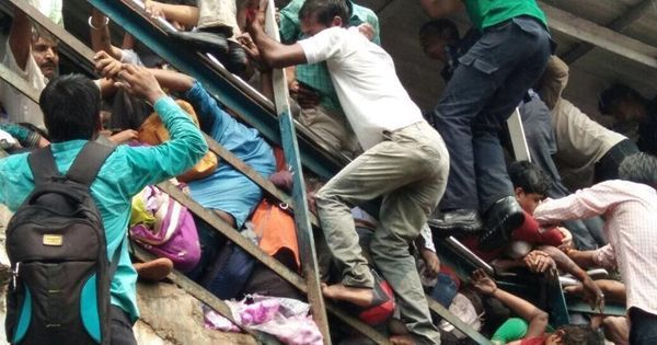 Mumbai: Rain, panic and confusion led to Elphinstone stampede, says Western Railways report