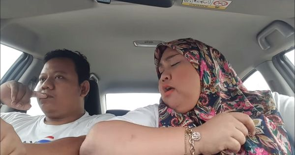 Watch: A Malaysian YouTuber lip-syncing to popular Hindi and Tamil songs in her car