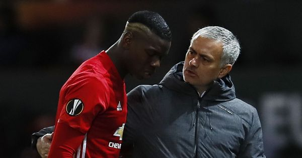 Top performance: Mourinho defends Pogba after Scholes calls him 'disrespectful'