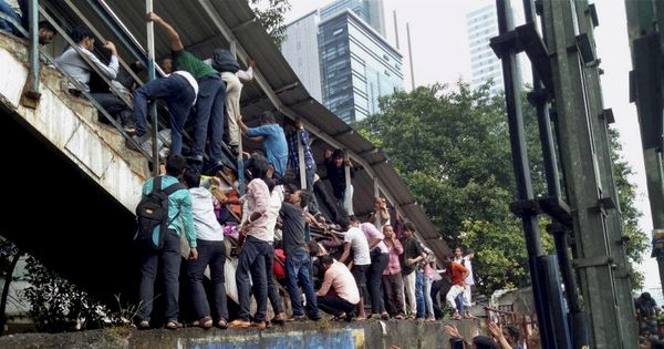 'India's only global city deserves better': Nine reads from Left & Right on the Mumbai stampede
