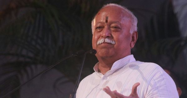 Nurturing cows lessens criminal mindsets of prisoners, claims Mohan Bhagwat