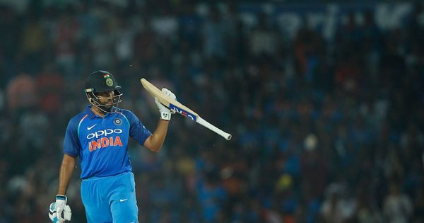 Asia Cup, India v Bangladesh, as it happened: Rohit Sharma steers India home with an unbeaten 83
