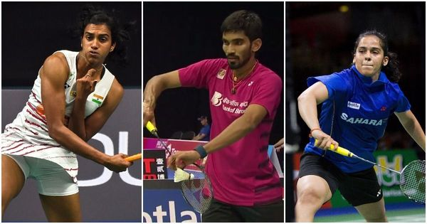 PV Sindhu and K Srikanth drop one spot to world No 3, Saina Nehwal back in top 10