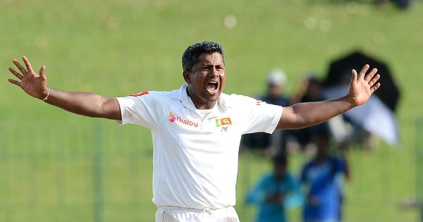 Sri Lanka's Rangana Herath to retire after first Test against England
