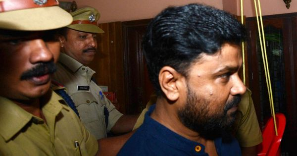 Dileep named as the eighth accused in new chargesheet in Malayalam actor's abduction case