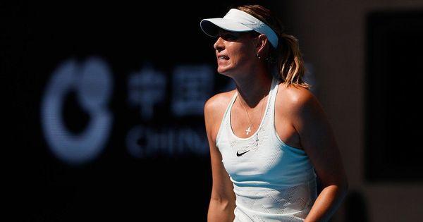 WTA rankings: Maria Sharapova jumps up 29 spots to 57th after Tianjin Open win