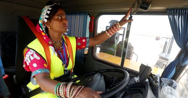 In Pakistan's Thar, women truck drivers break cultural barriers in country's coal rush