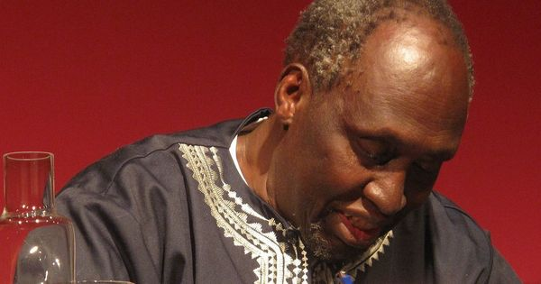 Ngugi wa Thiong'o urges intellectuals to rally against the 'destroyers' of the world