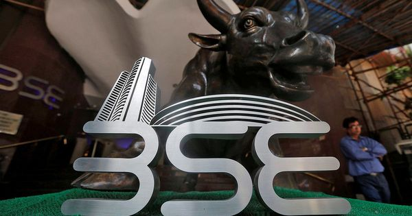 Benchmark indices surge ahead of release of industrial production data