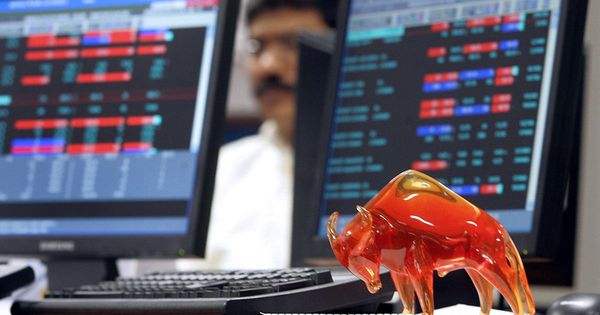 Sensex surges 348 points, Nifty closes above 10,000 on strong Asian, US markets