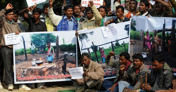How the tribal affairs ministry allowed tiger reserves to get away with displacing Adivasis