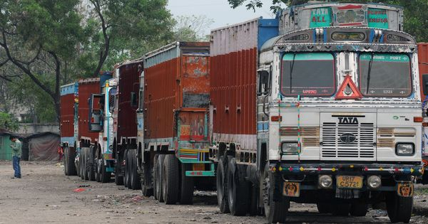 Truck operators go on indefinite nationwide strike, demand reduction in diesel prices and toll fees