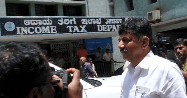 Enforcement Directorate registers money laundering case against Karnataka minister DK Shivakumar