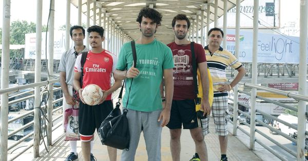 'Tu Hai Mera Sunday' review: The super dense crush load of Mumbai and the heart