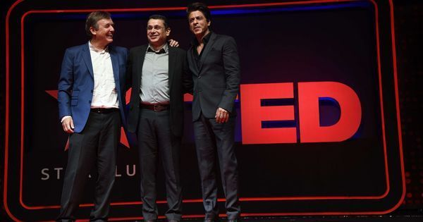 Shah Rukh Khan-hosted 'TED Talks: Ek Nayi Soch' hopes to offer 'lifelong learning' to Indian viewers