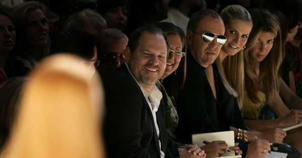 Harvey Weinstein resigns from Weinstein Company board after multiple complaints of sexual harassment