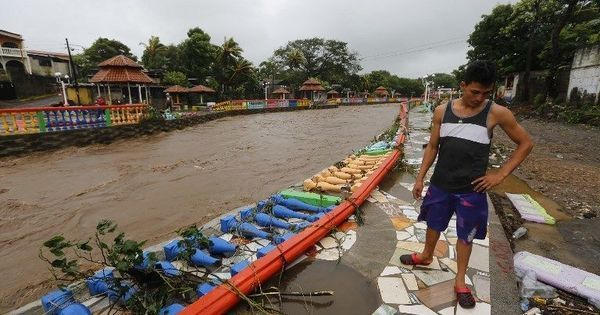 Tropical storm Nate leaves 22 dead, several missing in Central America
