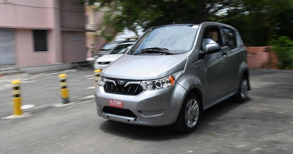 Tata and Mahindra to lead India's push towards electric vehicles