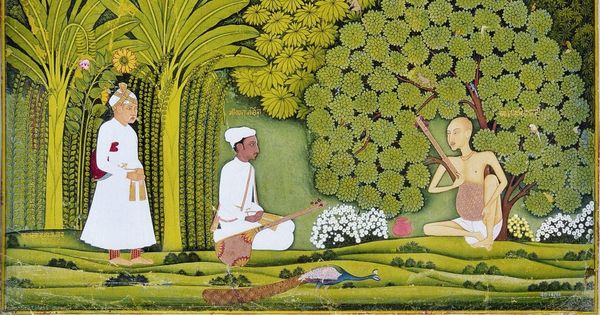 Who really was Miyan Tansen, the singer who could 'start a fire with his music'?