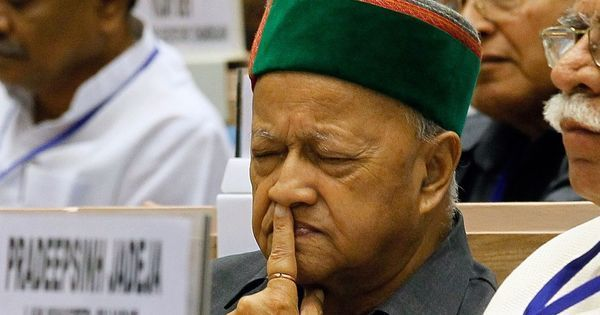 Out as Himachal Pradesh chief minister, but Virbhadra Singh wins Arki seat in his last election