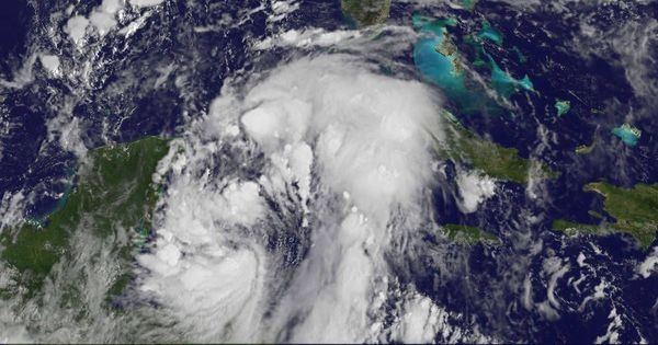 States in the US Gulf Coast declare emergency as Hurricane Nate approaches