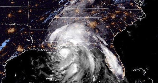 Hurricane Nate makes landfall on Louisiana coast, four US states declare emergency