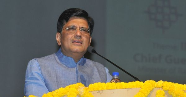 Railways to go electric in five years, save about Rs 11,500 crore annually: Piyush Goyal